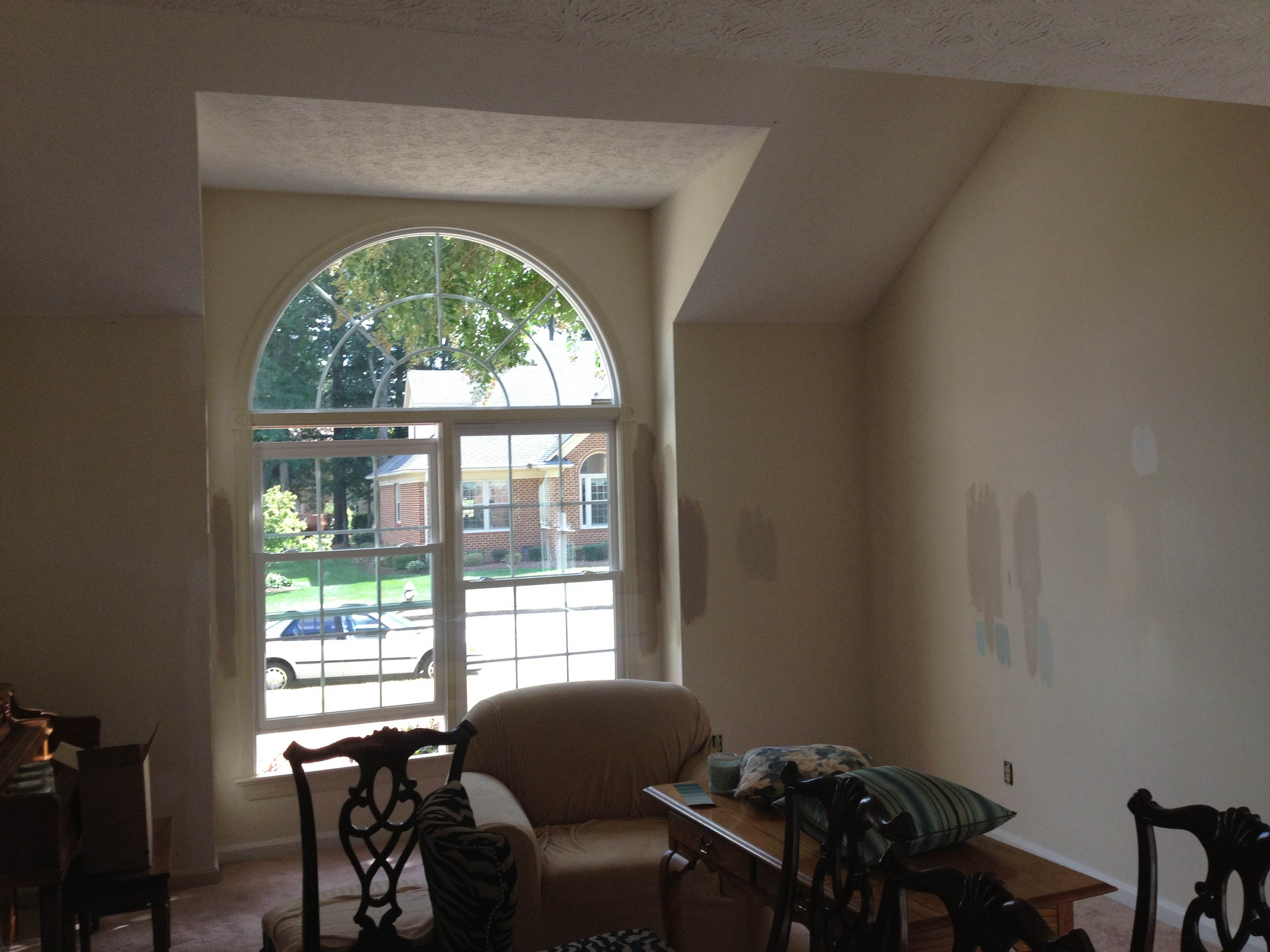 Interior Painting Contractor Straight Edge Painting